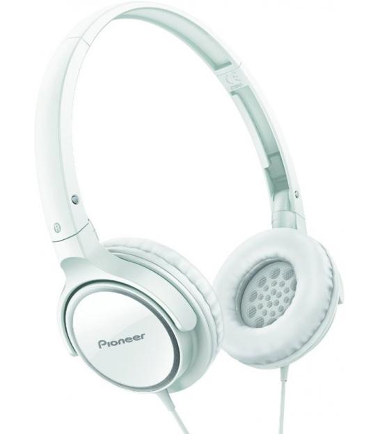 Słuchawki Pioneer SE-MJ512 białe