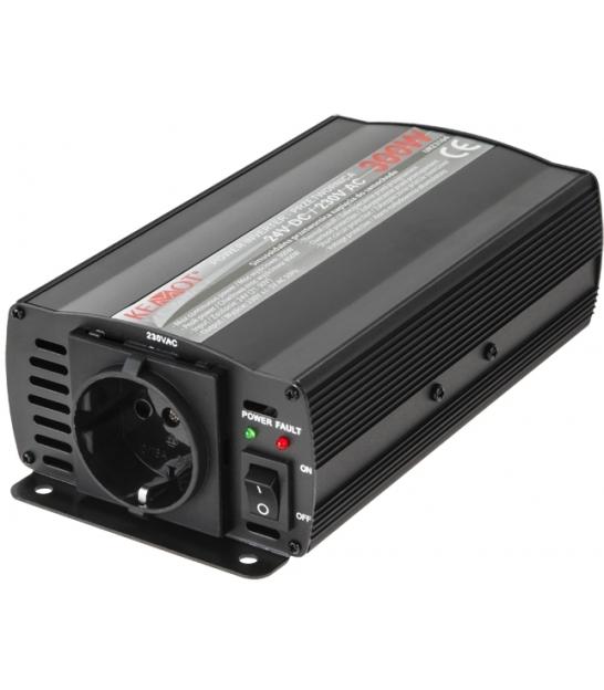 Przetwornica KEMOT 24V/230V 300W/600W