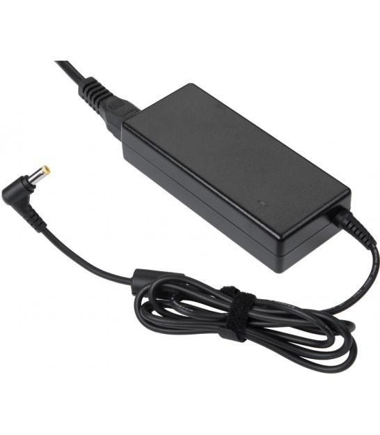 Zasilacz dedykowany do laptopa  Asus / ACER/ HP 90W 19V 4.74A 5.5*2.5 z kablem zasilającym Quer