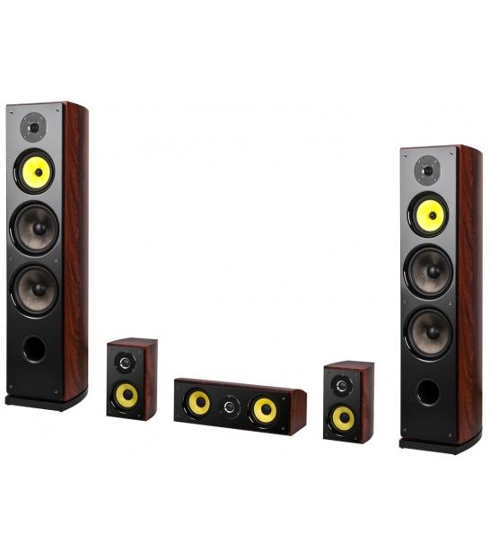 Kolumny głośnikowe Kruger&Matz Destiny , zestaw 5.0