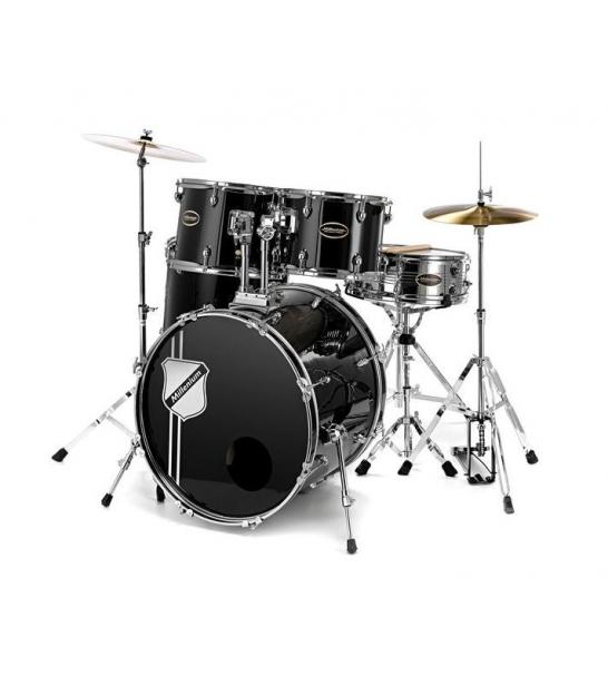 Perkusja Millenium MX222BX Black