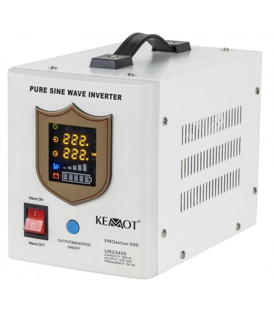 Awaryjne źródło zasilania KEMOT PRO SINUS-500
