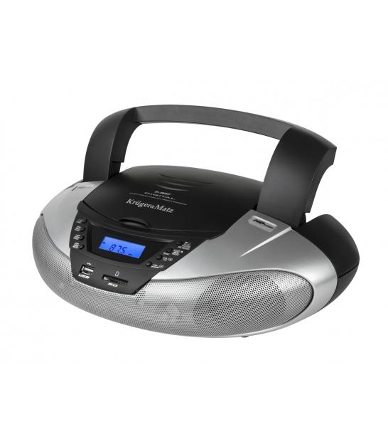 Boombox Kruger&Matz z CD, SD, USB model KM3902