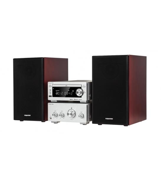 Wieża Kruger&Matz z CD, portem USB, Bluetooth i radiem FM model KM1584CD