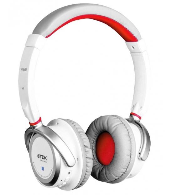 Słuchawki bluetooth TDK WR680 białe