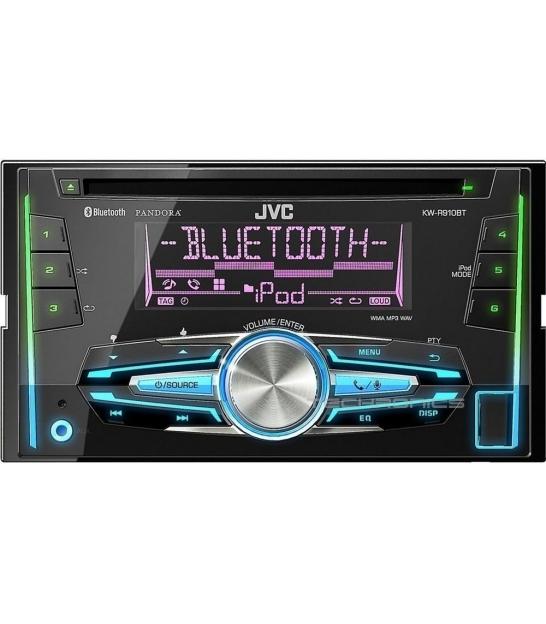 Radio samochodowe JVC KW-920BT CD USB BLUETOOTH , 2DIN