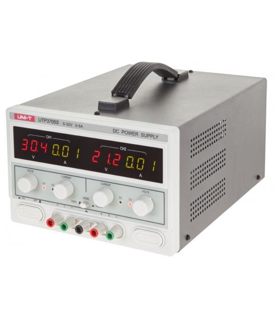 Zasilacz laboratoryjny UTP 3705
