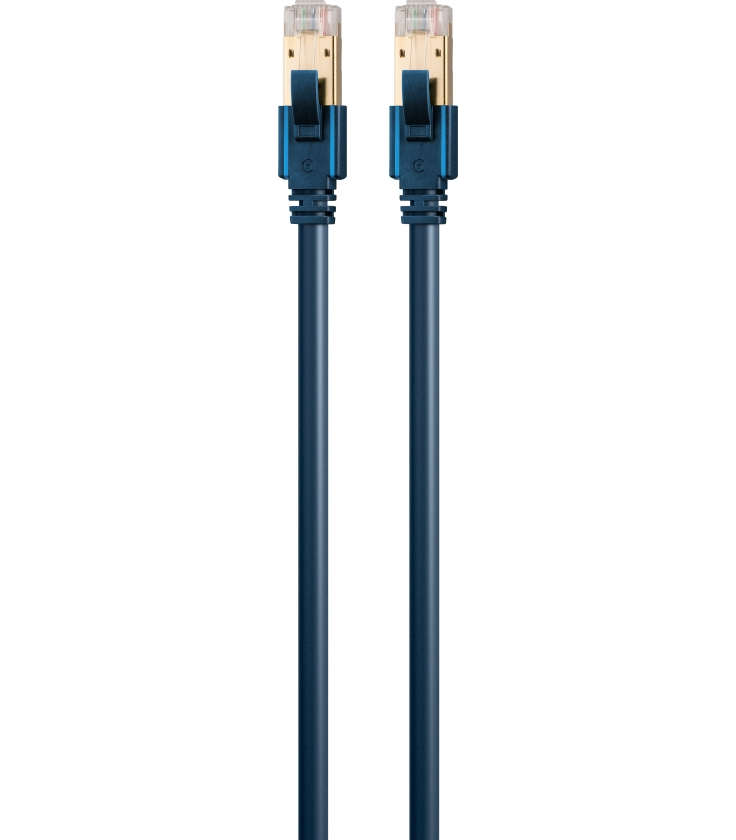 Kabel Patchcord CAT 6A S/FTP RJ45/RJ45 5m Clicktronic