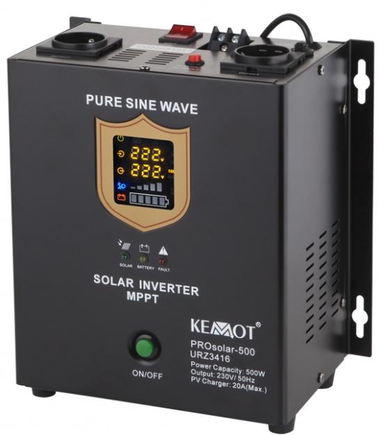 Przetwornica solarna KEMOT PROsolar-500