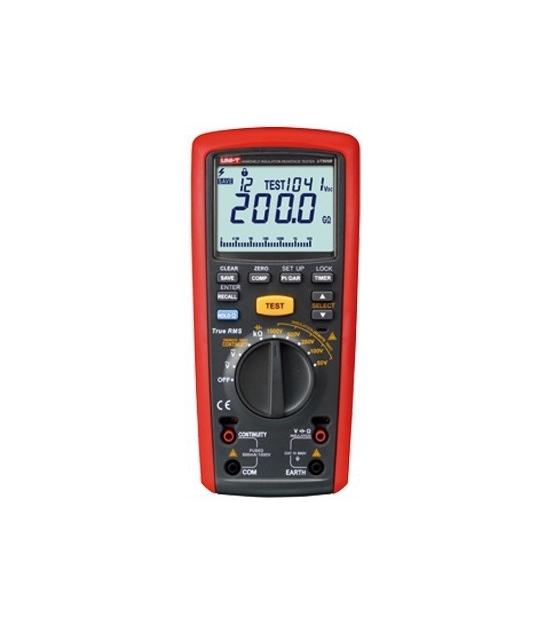 Miernik izolacji model UT505B