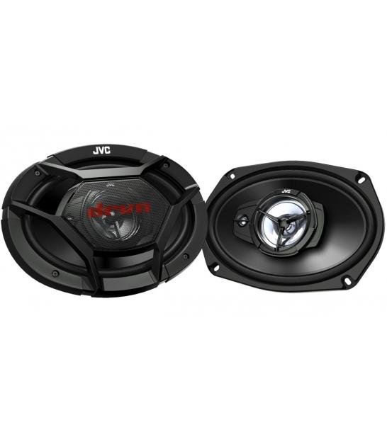JVC 3-drożne głośniki koaksjalne, 15 x 23cm, 500W