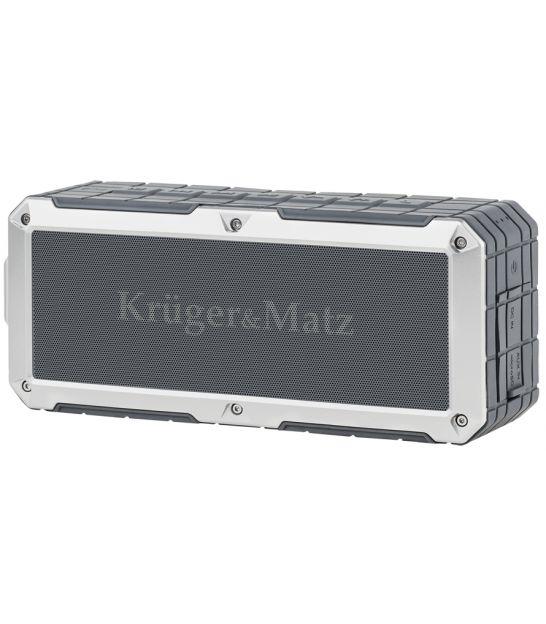 Przenośny wodoodporny głośnik Bluetooth Kruger&Matz Discovery