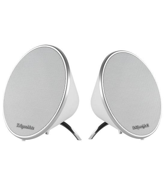 Przenośny głośnik Bluetooth Kruger&Matz Soul Stereo biały