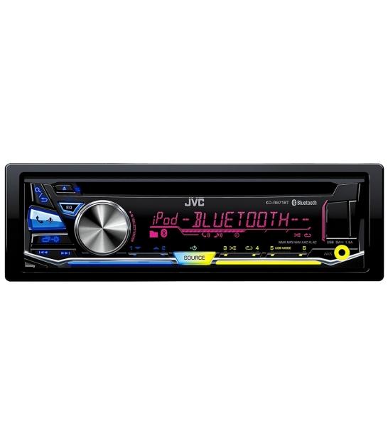 Radio samochodowe JVC KD-R971BT CD, USB, BT, AUX