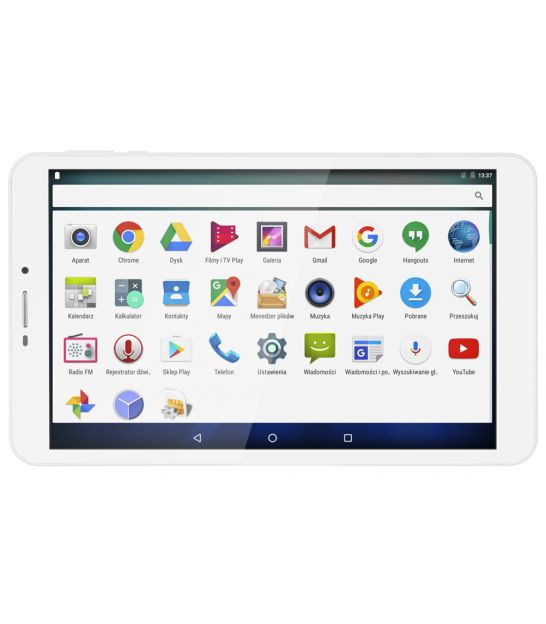 """Tablet Kruger&Matz 8"""" EAGLE 805 (4G) biały"""