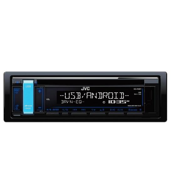 JVC KD-R481 Radio Samochodowe CD NEW LOOK
