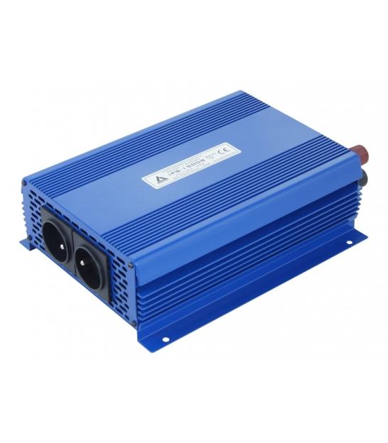 Przetwornica napięcia 24 VDC / 230 VAC ECO MODE SINUS IPS-1500S 1500W