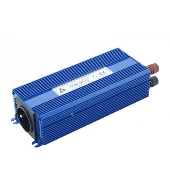 Przetwornica napięcia 24 VDC / 230 VAC IPS-900 900W