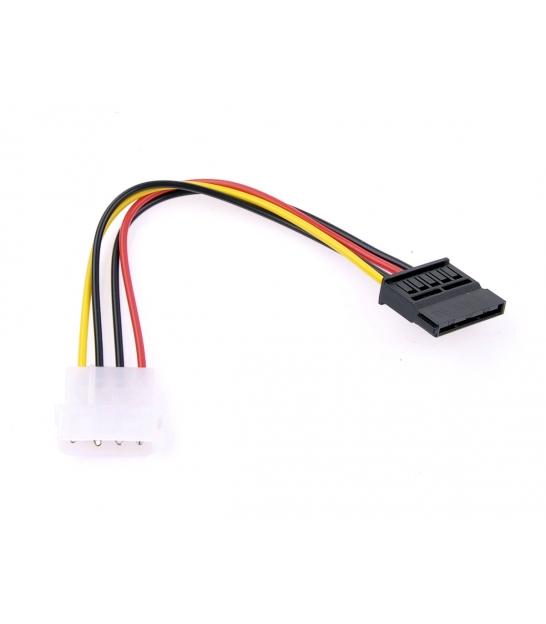 Adapter zasilania ( przejściówka ) MOLEX na SATA , INTEX