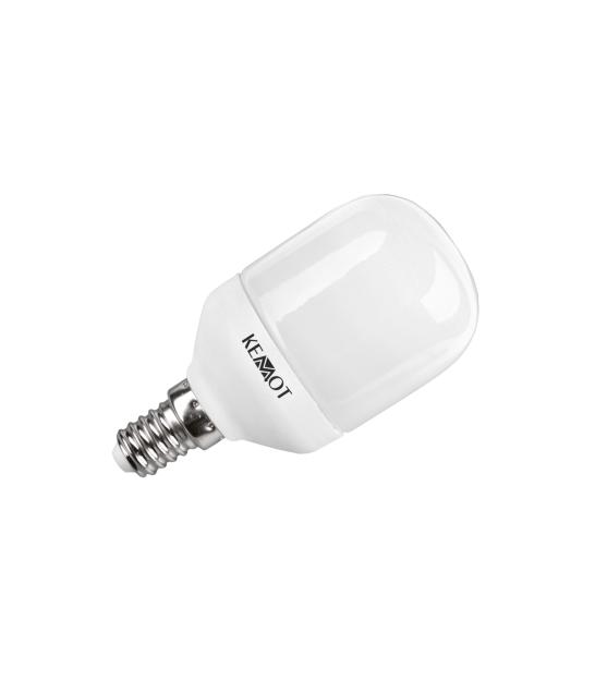 Kompaktowa lampa floorescencyjna (Świetlówka) torpeda, 10W, E14, 2700K