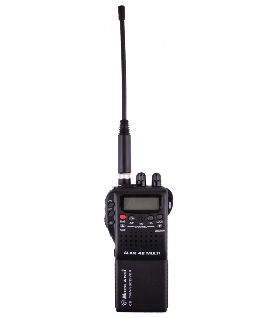 Radio CB ALAN 42 MULTI(ręczne)