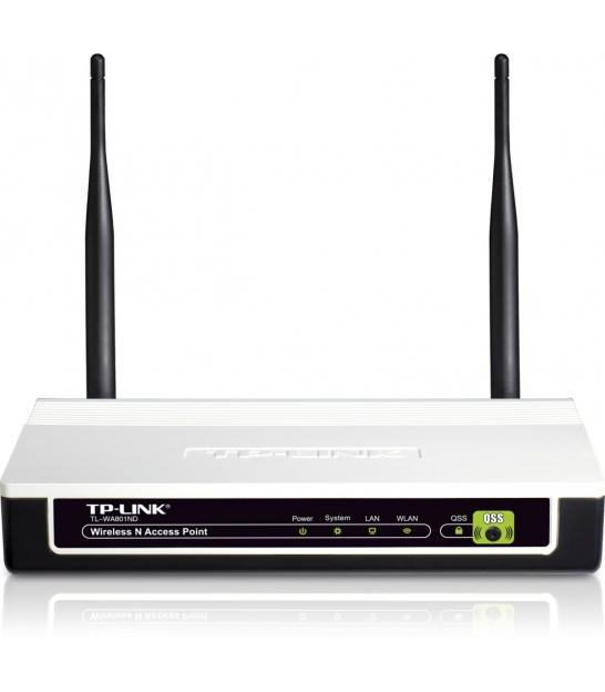 TP-LINK TL-WA801ND punkt dostępowy POE, Multi SSID 802.11b/g/n 300Mb/s