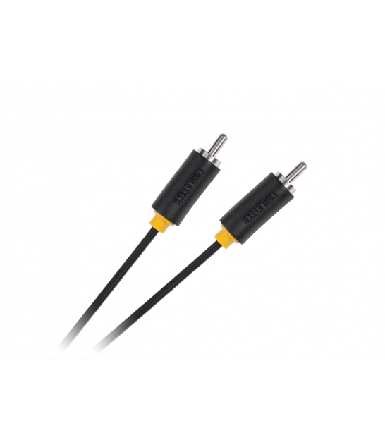 Kabel 1RCA-1RCA 1m Cabletech standard
