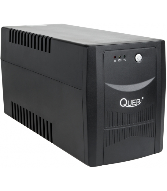 Zasilacz UPS Quer model Micropower 1500 ( offline, 1500VA / 900W , 230 V , 50Hz )