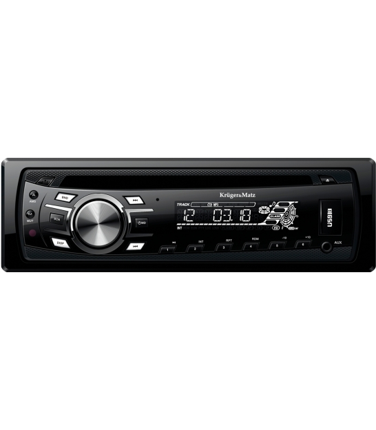 Radio samochodowe Kruger&Matz model KM0104