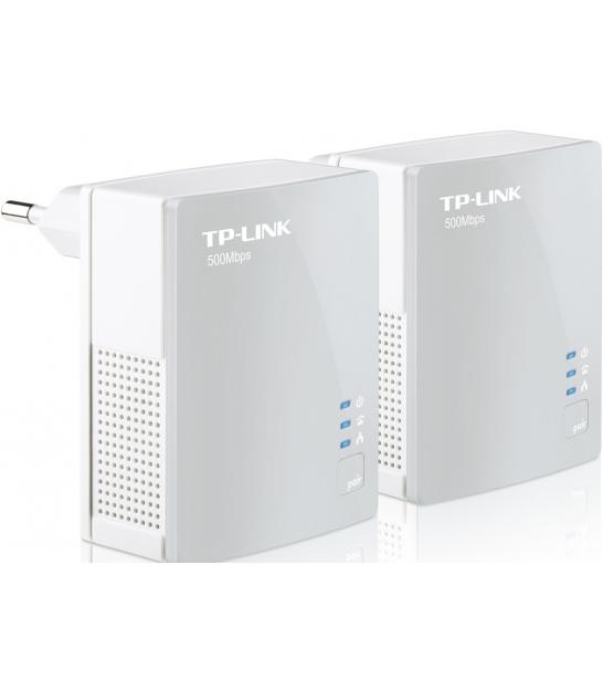 TP-LINK TL-PA4010 KIT Zestaw (2szt.) transmiterów sieciowych NANO 500Mb/s
