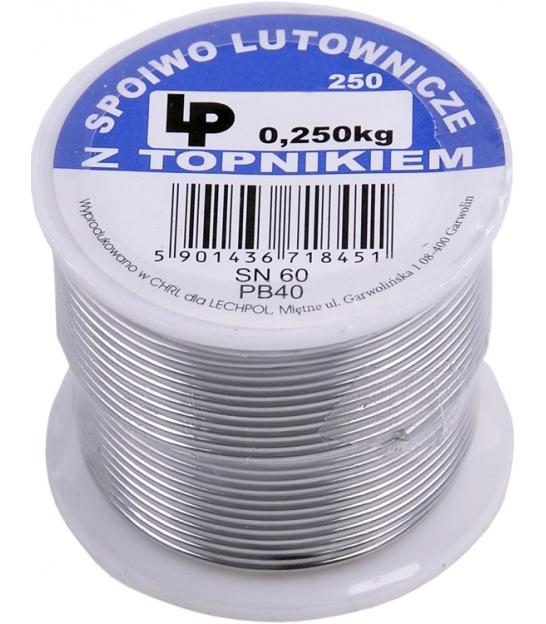Cyna LP szpula 1mm/250g