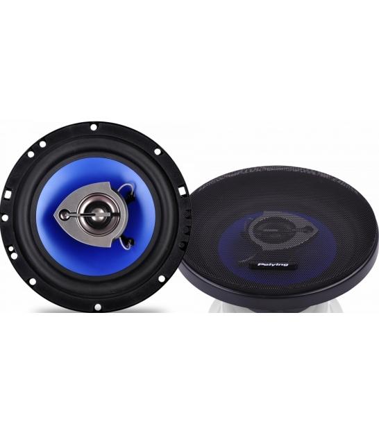 """Głośnik samochodowy PY-AQ653C 6,5"""" 120W"""