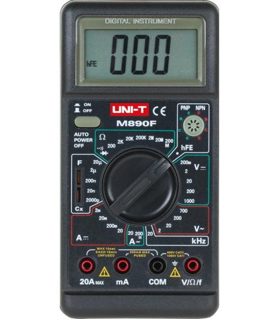 Miernik uniwersalny M 890 F