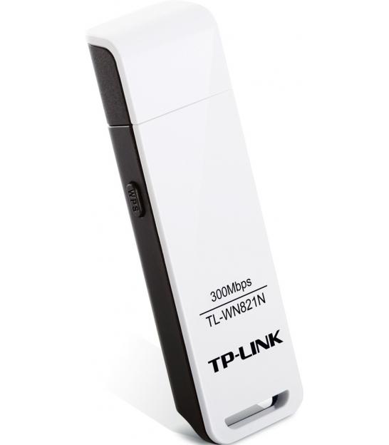 TP-LINK TL-WN821N Karta WiFi, USB, Atheros, 300Mb/s