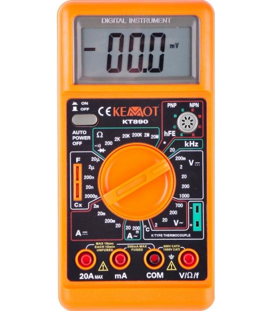 Miernik uniwersalny KEMOT KT890