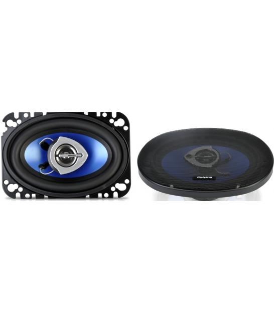 """Głośnik samochodowy PY-AQ462C 4""""x6"""" 100W"""