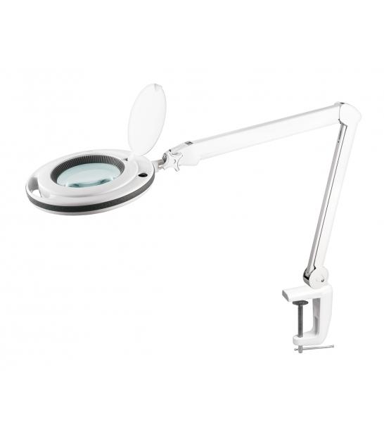 Lampa z lupą do montażu na blacie 5D (oświetlenie 60 LED SMD)
