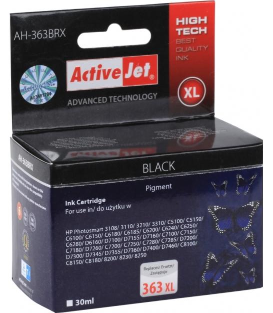 Tusz ActiveJet do HP 363XL black