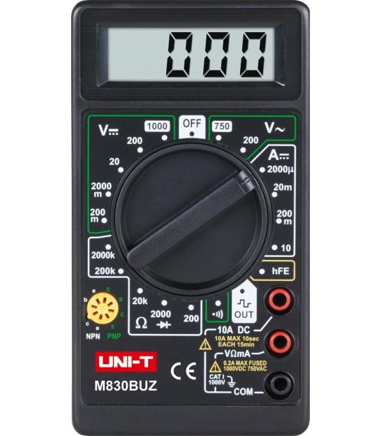 Miernik uniwersalny M 830 BUZ