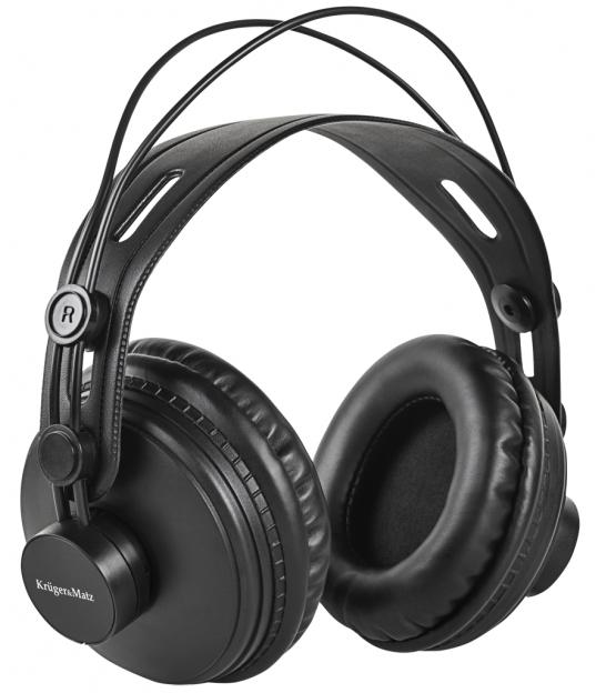 Słuchawki nauszne studyjne Kruger&Matz Monitor