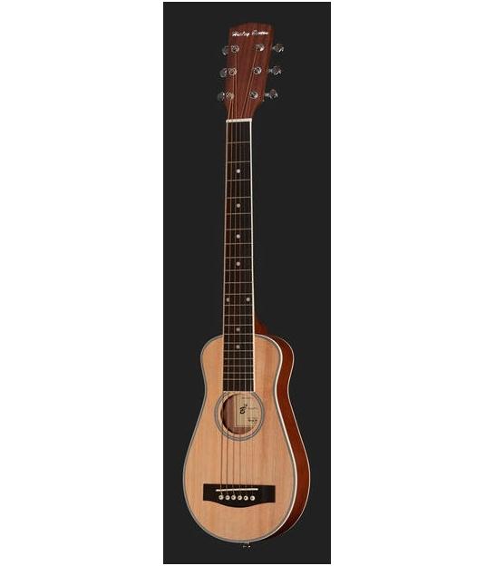 Kompaktowa gitara akustyczna Harley Benton Traveler
