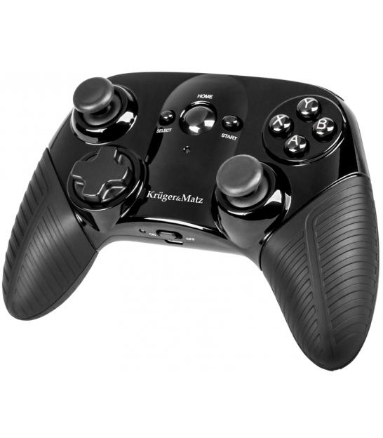 Bezprzewodowy kontroler do gier - pad do smartfonów i tabletów  Kruger&Matz