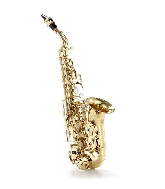 Saksofon sopranowy Thomann TCS350 + akcesoria