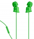 Słuchawki BELKIN Mixit PureAV 002 zielone