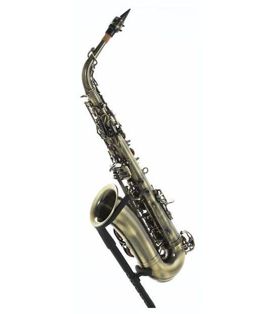 Saksofon altowy Thomann antyczny wzór + akcesoria