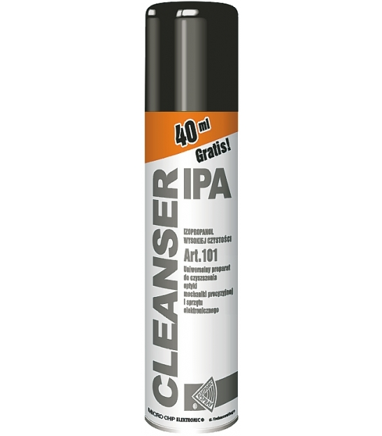 Cleanser IPA 100ml. Spray MICROCHIP