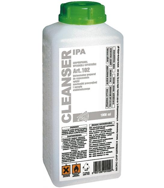 Cleanser IPA 1l. MICROCHIP