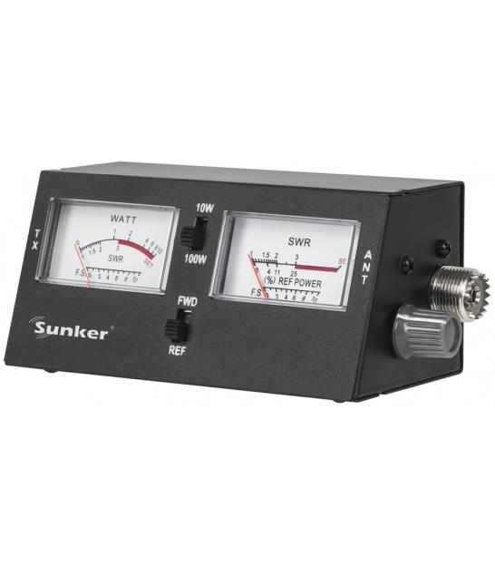 Reflektometr SUNKER (SWR 171)