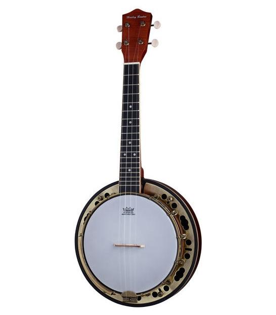 4-strunowe banjo-ukulele Harley Benton BJU-15Pro