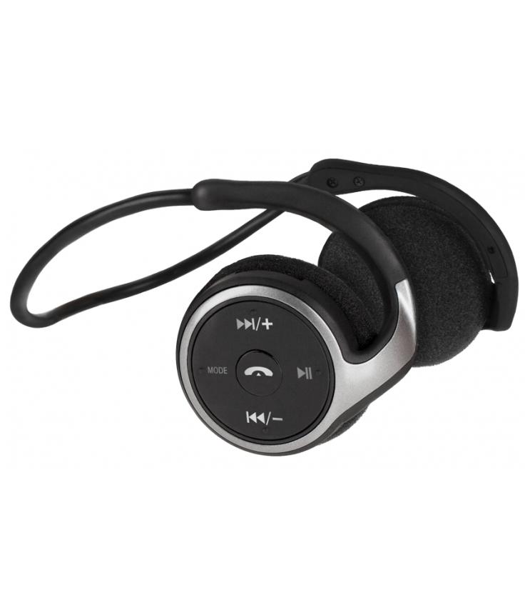 Bezprzewodowe słuchawki nauszne Kruger&Matz KMP10BT